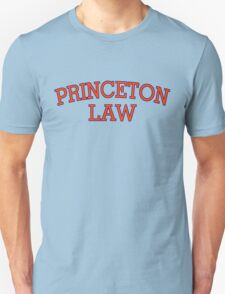 Princeton Law Unisex T-Shirt
