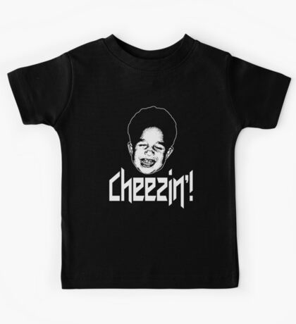 Cheezin'! Kids Tee