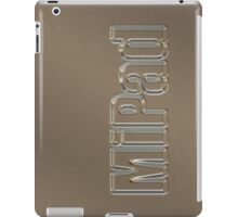 MiPad Case Brushed Aluminium iPad Case/Skin