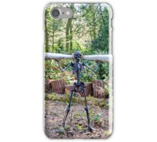 """"""" YOU DON'T HAVE TO SHOUT """" iPhone Case/Skin"""