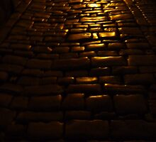 Shining Cobblestones by vulcanluver