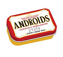 Androids Photographic Print