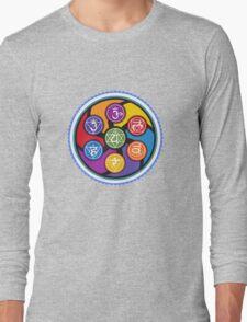 Chakra Circle Long Sleeve T-Shirt