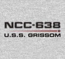 ST Registry Series - Grissom Logo by Christopher Bunye
