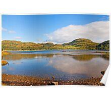 Loch Craignish Argyll Scotland Poster