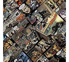 Vintage comics Photographic Print
