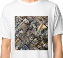 Vintage comics Classic T-Shirt