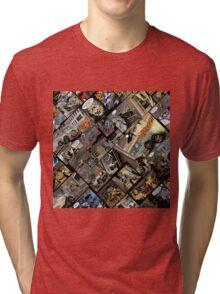 Vintage comics Tri-blend T-Shirt