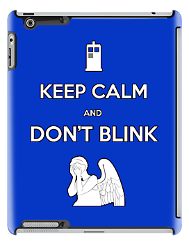 Don't Blink by dextrahoffman