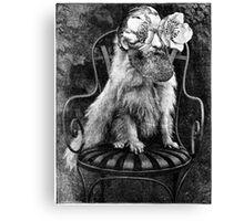 American Werewolf in Australia. Canvas Print