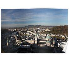 Salzburg Austria Poster