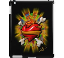 Sacred Pirate Heart iPad Case/Skin