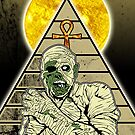 AHH!! Mummies!! by HamSammy