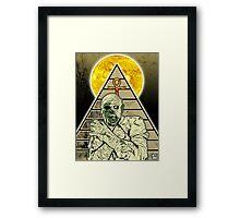 AHH!! Mummies!! Framed Print