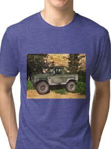 Adventure - Chiara Conte Tri-blend T-Shirt