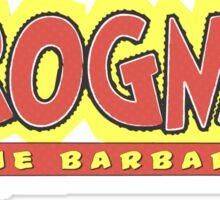 Fallout 4 - Grognak the Barbarian Sticker