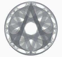 Assassins Creed Circle Insignia by Dracelix
