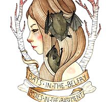 Bats and Bodies by Heather Hartz