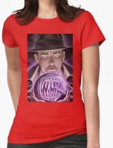The detective of mistery Womens Fitted T-Shirt