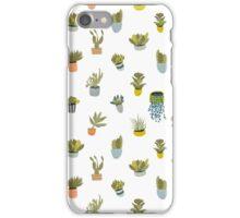 Cactus Pots iPhone Case/Skin