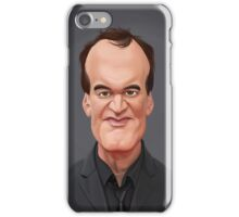 Celebrity Sunday - Quentin Tarantino iPhone Case/Skin