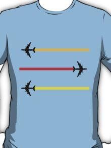 planes pattern 2 T-Shirt