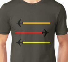 planes pattern 2 Unisex T-Shirt