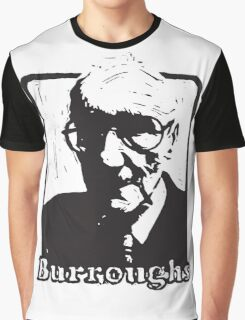 William S Burroughs Graphic T-Shirt