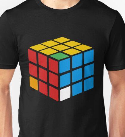 rubiks cube Unisex T-Shirt