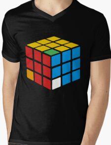 rubiks cube Mens V-Neck T-Shirt
