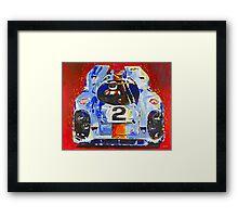 'Porsche Daytona Champion 917' Racing Porsche Framed Print