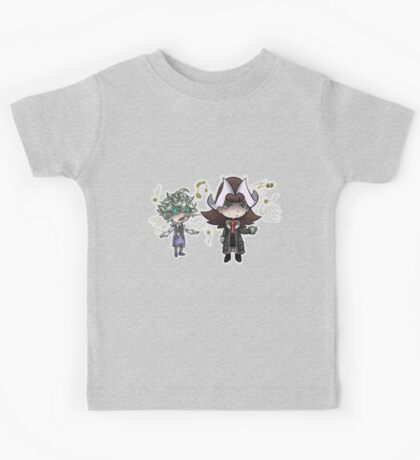 SilverSilver and Chloeneff Kids Tee