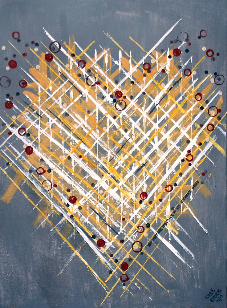 :: You Knit Me Together :: by Gale Storm Artworks