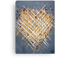 :: You Knit Me Together :: Canvas Print