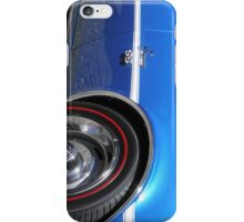 1968 Chevrolet Camaro SS Classic Car iPhone Case/Skin