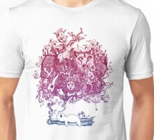 Dreaming Bear  Unisex T-Shirt