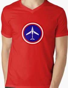 Hunter Killer Drone Mens V-Neck T-Shirt