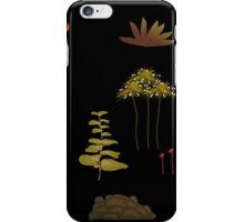 Plant pattern iPhone Case/Skin