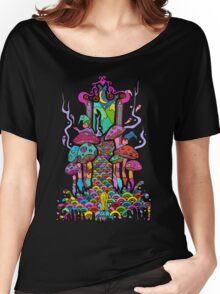 Welcome to Wonderland Women's Relaxed Fit T-Shirt