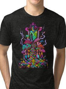 Welcome to Wonderland Tri-blend T-Shirt