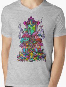 Welcome to Wonderland Mens V-Neck T-Shirt