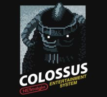 Colossus for NES by pacalin