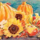 Autumn Harvest  by Jennifer Ingram