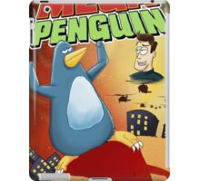 Mega Penguin iPad Case/Skin