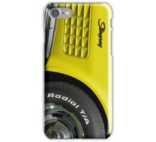 1972 Corvette Stingray iPhone Case/Skin