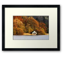 Rydal Water. Evening.  Framed Print