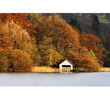 Rydal Water. Evening.  Photographic Print