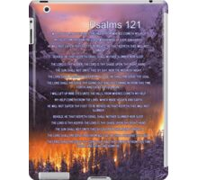 Psalms 121 iPad Case/Skin