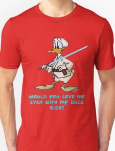 Donald Duck - Duck Side T-Shirt