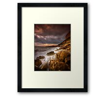 Rock - a - nore Framed Print